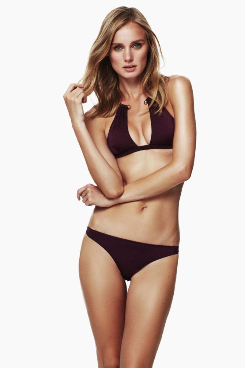 MOEVA Hayley Bikini Top - Black Bikini Top   Black  MOEVA Hayley Bikini Top