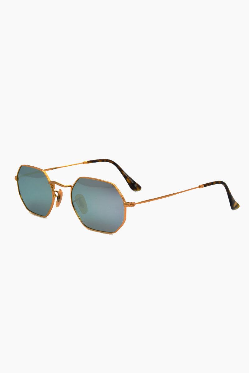 I-SEA Hudson Polarized Sunglasses - Gold/Purple Sunglasses | Gold/Purple|I-Sea Hudson Polarized Sunglasses - Gold/Purple