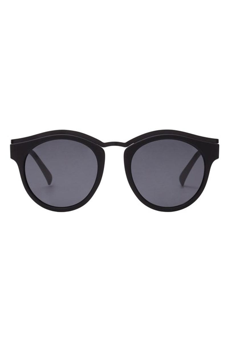 Le Specs Hypnotize-Black Rubber sb8MTUE