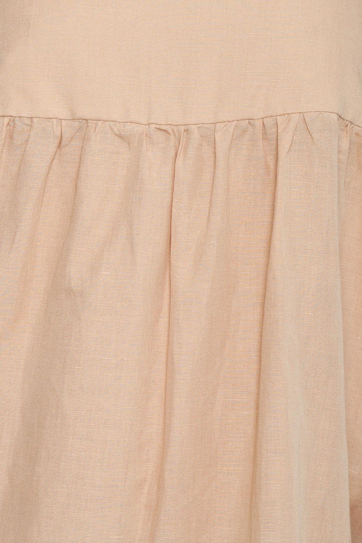 ADRIANA DEGREAS Tricolor Long Dress - Beige/Purple/Lilac Dress | Beige/Purple/Lilac| Adriana Degreas Tricolor Long Dress - Beige/Purple/Lilac Long dress Thick shoulder straps  Tricolor color block   Detail View