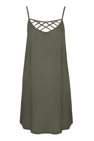 ISSA DE' MAR Hina Caged Mini Dress - Mauka Dress | Mauka| Issa De Mar Hina Mini Dress