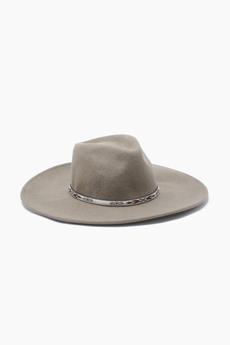 WYETH Jackson Panama Hat - Camel Hat | Jackson Panama Hat - Camel