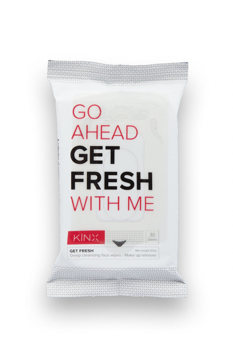 KINX ACTIVE Deep Cleansing Face Wipes Beauty | Deep Cleansing Face Wipes