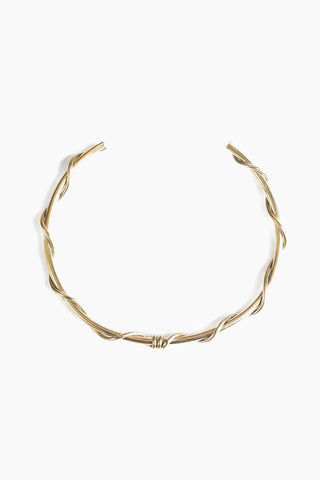 SOKO JEWELRY Kamba Collar Necklace - Brass Jewelry | Brass| Soko Jewelry Kamba Collar Necklace - Brass