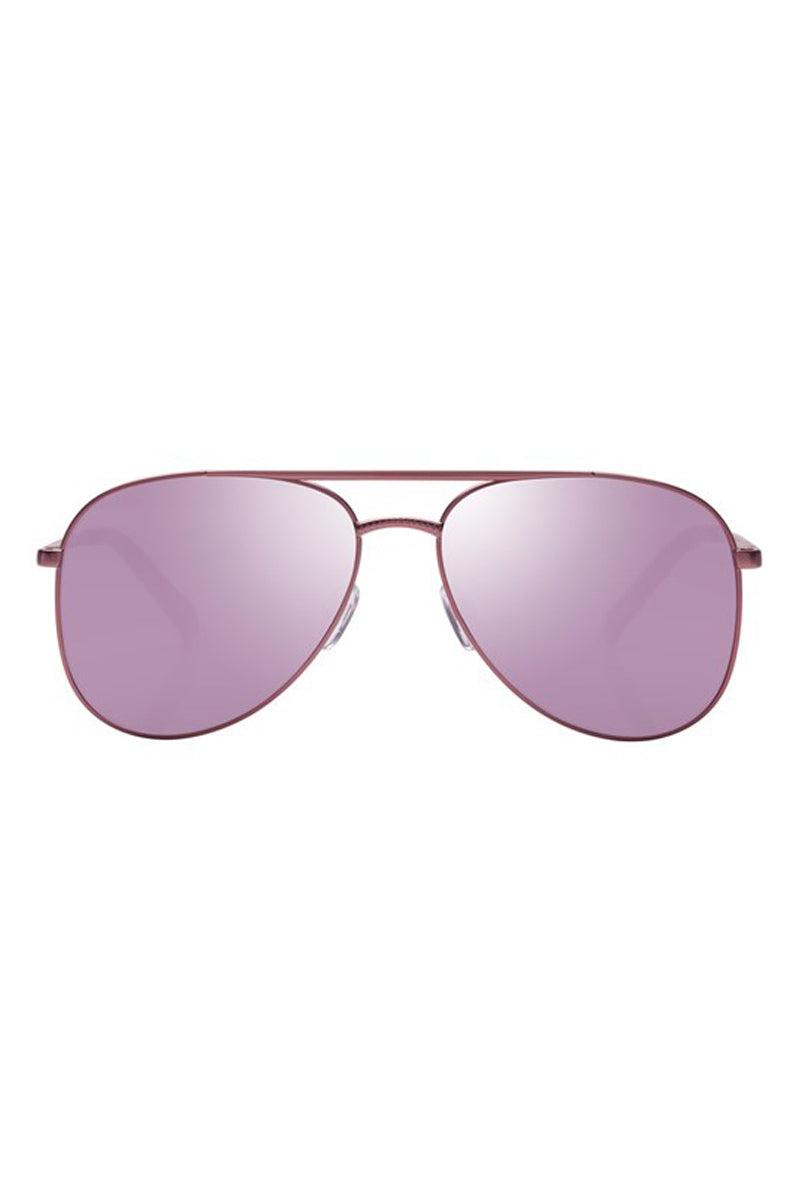 LE SPECS Kingdom Sunglasses - Matte Rose Sunglasses | Matte Rose| Le Specs Kingdom Sunglasses