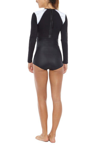 KORE Selene Surf Maillot One Piece Swimsuit - Onyx One Piece | Onyx| Kore Selene Surf Maillot