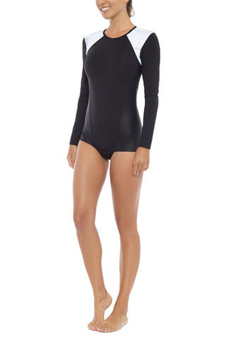 KORE Selene Surf Maillot One Piece - Onyx One Piece | Onyx| Kore Selene Surf Maillot