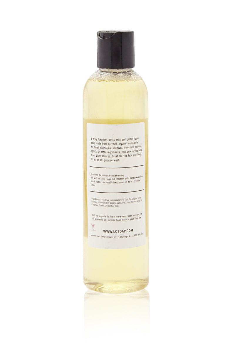 LAVENDER COURT SOAP CO. Clean Unscented Castile Soap Beauty | Clean Unscented Castile Soap