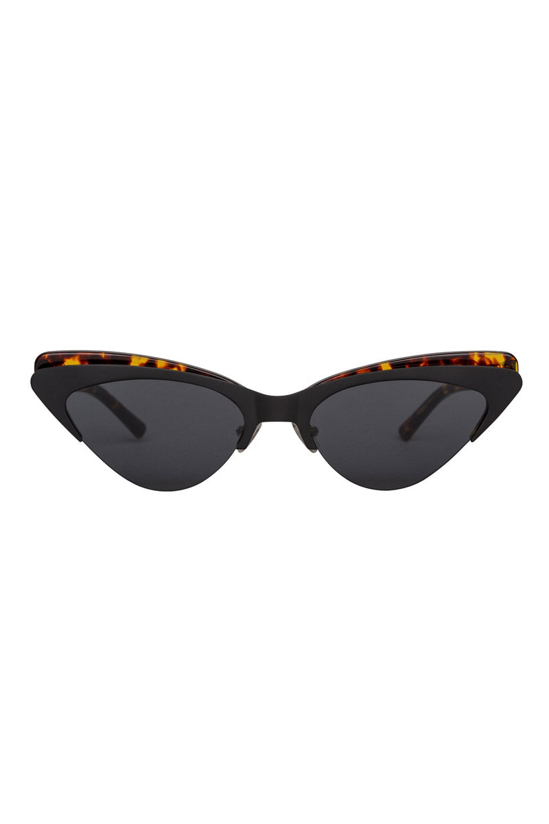 BONNIE CLYDE The Layer Cake Sunglasses - Coffee Toffee Sunglasses | Coffee| Bonnie Clyde The Layer Cake Sunglasses - Coffee Toffee. Features:  This style goes particularly well with Heart, Round, Square, and oval faces  Unisexual   100% UV Protection   Glare reduction  Scratch-resistant coating  Made from Stainless Steel & Acetate