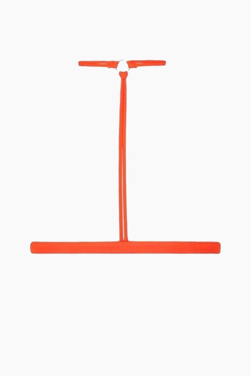 FELLA Louis The II Belted Bikini Top - Burnt Orange Bikini Top | Burnt Orange | Fella Louis The II Top - Burnt Orange back view