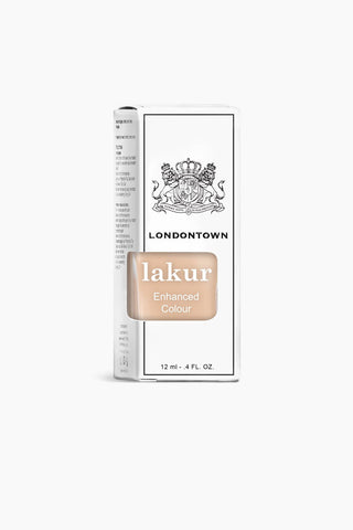 LONDONTOWN Lovely Jubbly Nail Polish - Lovely Peach Crème Nails | Pink| LONDONTOWN Lovely Jubbly Nail Polish - Pink. Features: This lovely peach tone is the perfect crème for your English tea party.     Give your nails the good stuff. Florium Complex infused Lakur takes color to the next level by fusing bold hues with enriching botanicals to deliver long-lasting., high-shine wear that hydrates and strengthens with every application. Don't choose between nail care and color, pick both.    Made in USA  9-Free, Cruelty-Free, Vegan