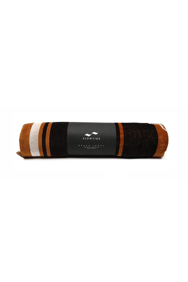 SLOWTIDE Mesa Towel Towel | Mesa| Slowtide Mesa Towel - roll view