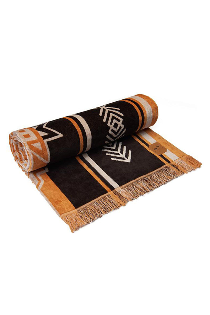 SLOWTIDE Mesa Towel Towel | Mesa| Slowtide Mesa Towel - side view