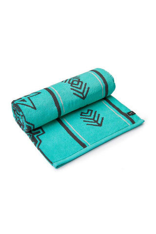 SLOWTIDE Mission Towel Towel | Mission| Slowtide Mission Towel Slightly Rolled Out View