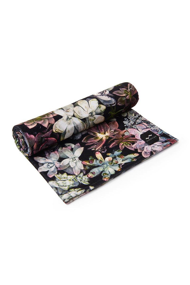 SLOWTIDE Mojave Towel Towel | Mojave| Slowtide Mojave Towel Rolled Out Slightly View