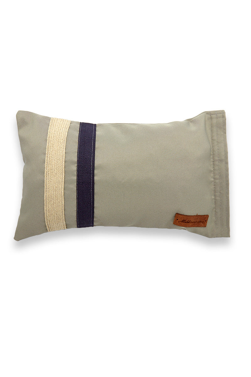 seashell themed decorative linen beach p washed pillows ashore pillow square