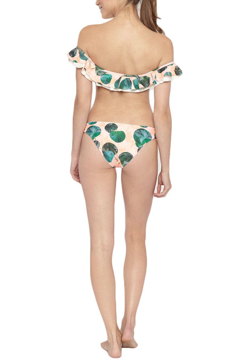MGS Dylan Ruffle Top - Fan Me Bikini Top | Fan Me| M.G.S Dylan Ruffle Bikini Top