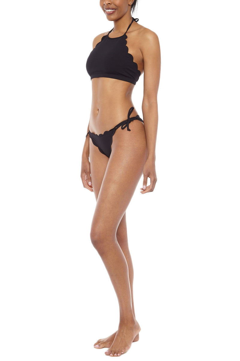 MARYSIA Mott Top Bikini Top | Black|Marysia Mott Bikini Top