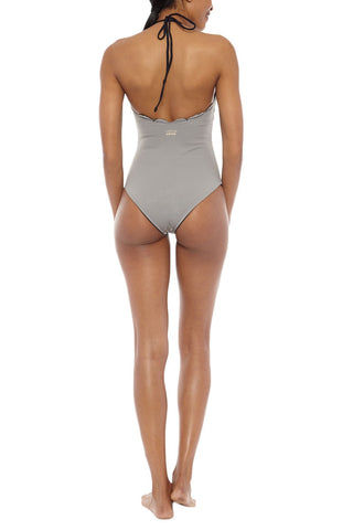 MARYSIA Mott Maillot One Piece One Piece | Black/Grey|Marysia Mott Maillot Reversible One Piece