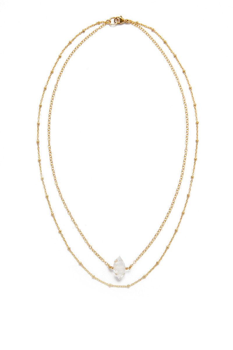 BLAINE BOWEN Netherland Choker Jewelry | Gold| Blaine Bowen Netherland choker