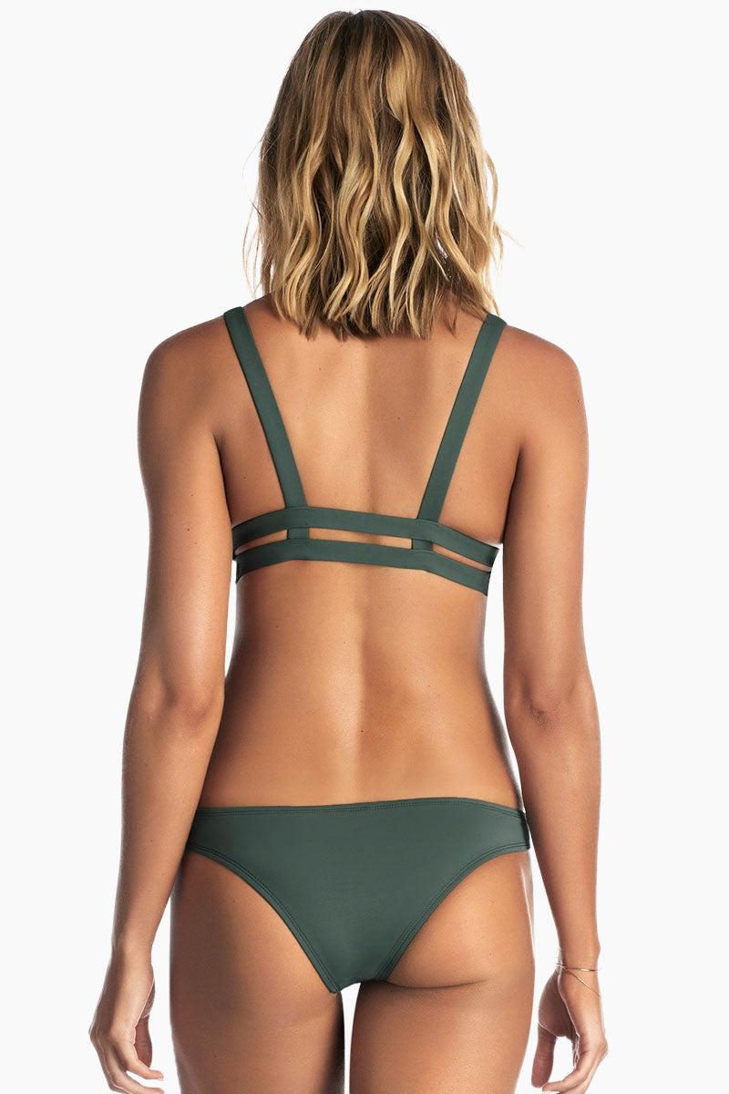 VITAMIN A Neutra Hipster Bottom - Sage Bikini Bottom   Sage  