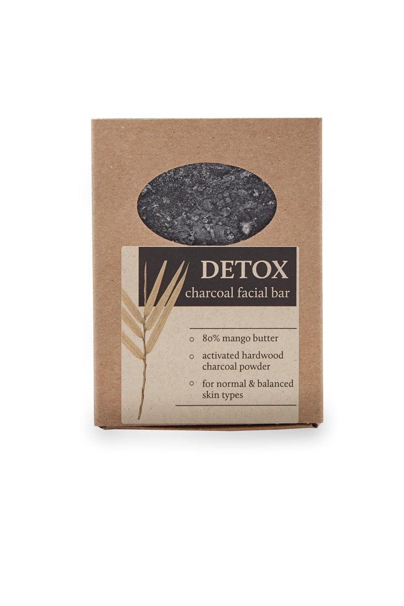NO TOX LIFE Normal Charcoal Detox Facial Bar Beauty | No Tox Life Normal Charcoal Detox Facial Bar
