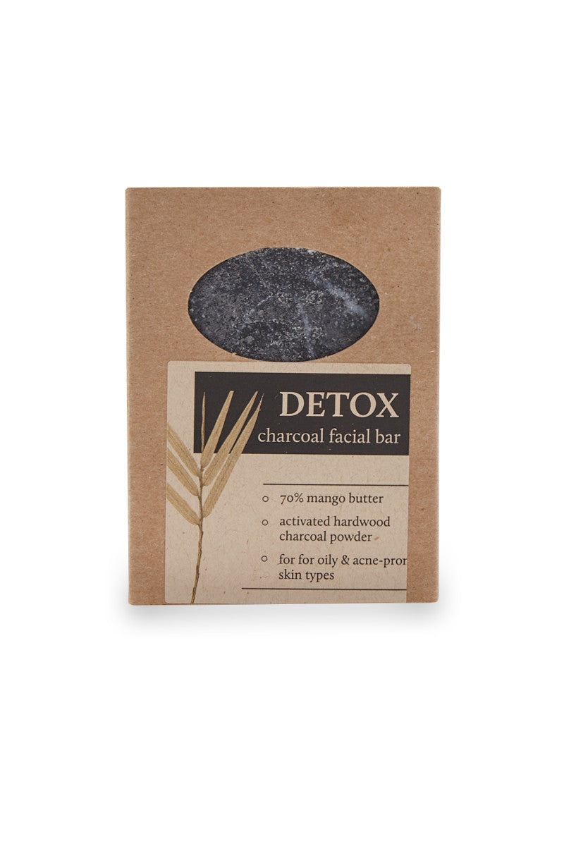 NO TOX LIFE Oily Charcoal Detox Facial Bar Beauty | No Tox Life Oily Charcoal Detox Facial Bar