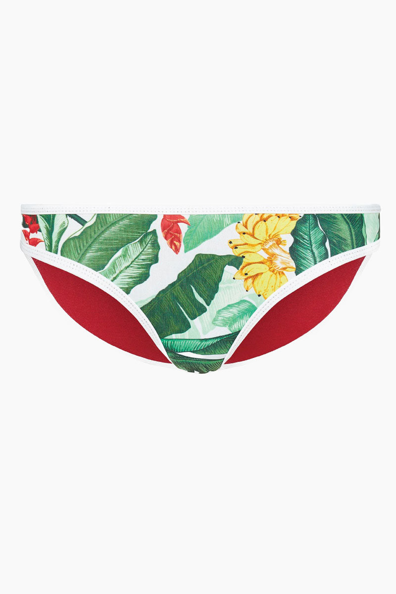 DUSKII Oasis Moderate Bikini Bottom - Palma Bikini Bottom | Palma| Duskii Oasis Bikini Pant
