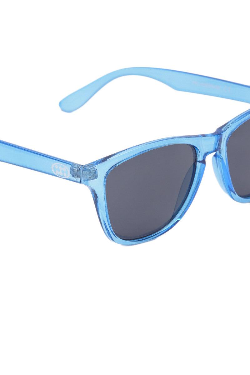 SURREAL SUNGLASSES Classic Sunglasses Sunglasses | Transparent Blue| Surreal Classic Sunglasses