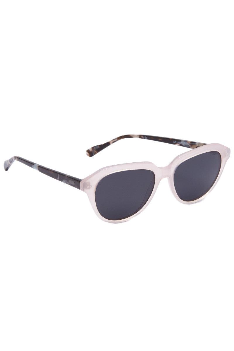 OCEAN Mavericks Sunglasses | Frosted Rose| Ocean Sunglasses Frosted Rose