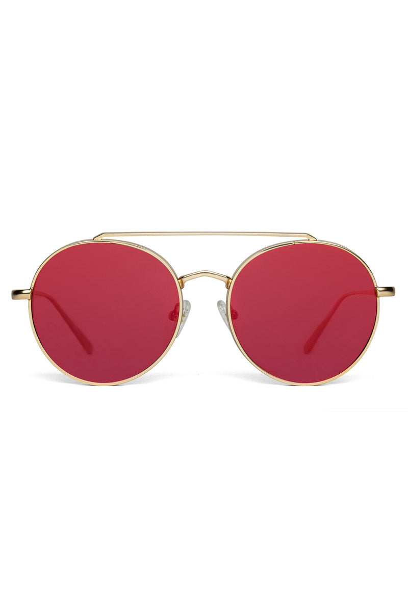 BONNIE CLYDE The Olympic Sunglasses - Appolos Chariot Sunglasses | Appolos Chariot| The Olympic Sunglasses - Appolos Chariot   Features:   This style goes perfectly well with heart, square, oval and oblong faces.   Unisexual   100% UV Protection   Glare reduction  Scratch-resistant coating Made from High-Nickel