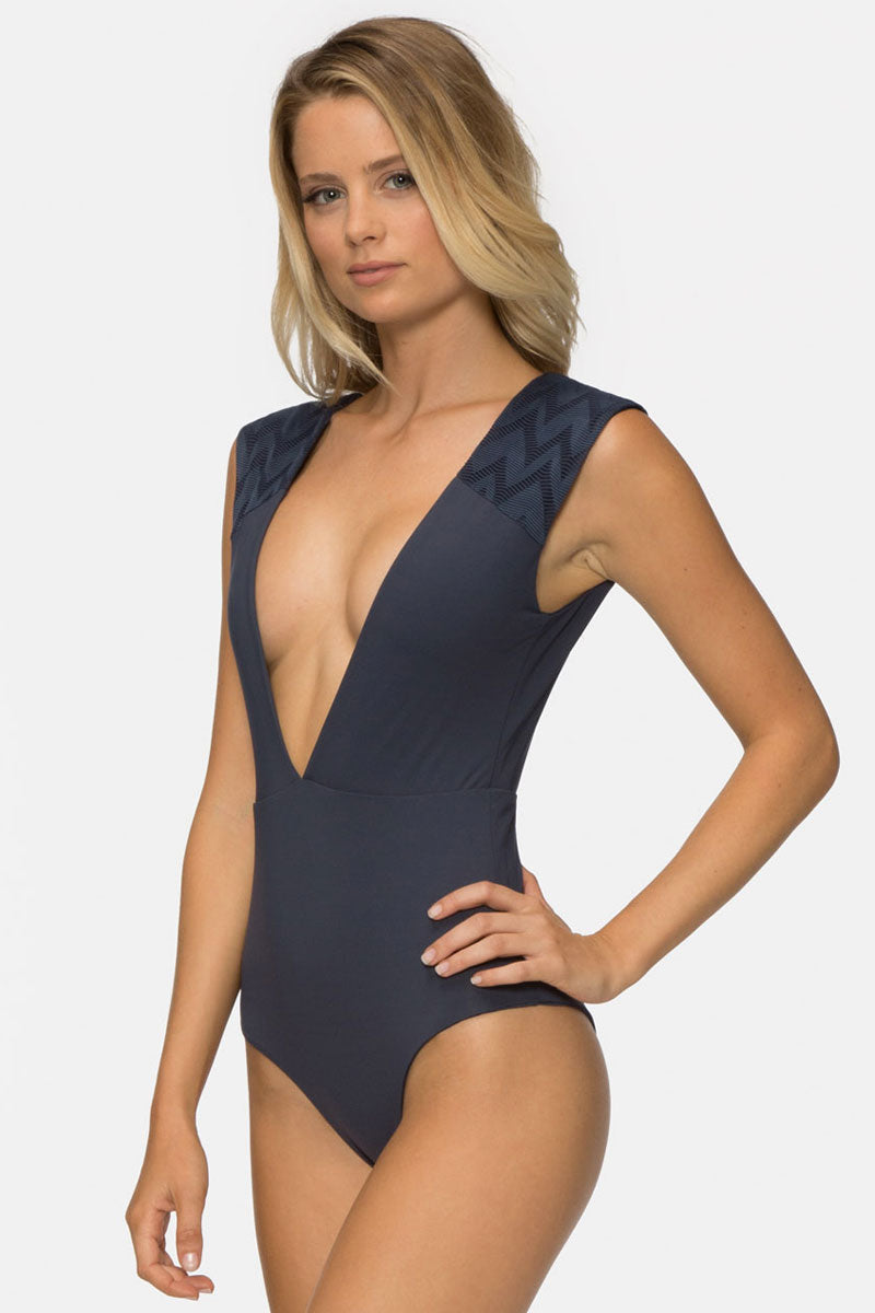 TAVIK Eden One Piece Swimsuit - Ombre Blue One Piece | Ombre Blue| Tavik Eden One Piece