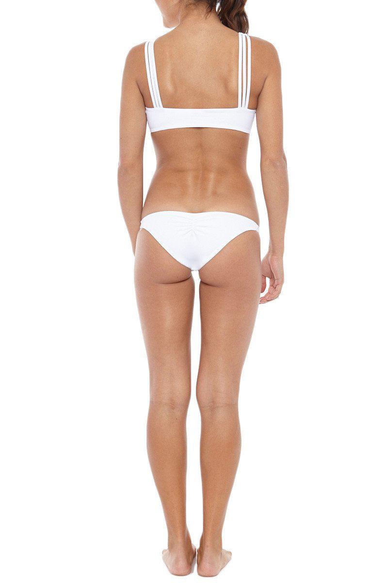 KHONGBOON Oradea Bikini Top Bikini Top | White|  Khongboon Oradea Bikini Top