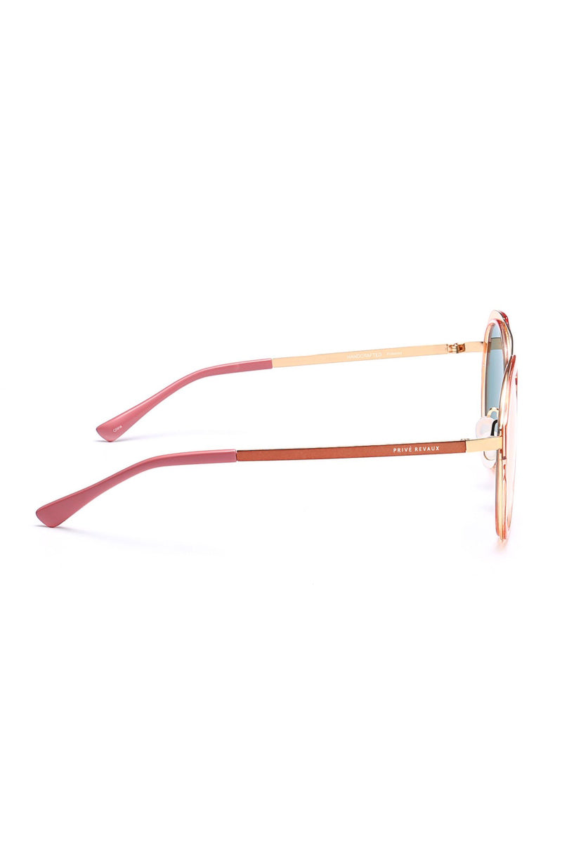 PRIVE REVAUX The Sweetheart Sunglasses | Pink| Privé Revaux The Sweetheart