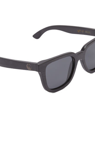 PANDA Jackson Sunglasses - Black Sunglasses | Black| Panda Jackson Sunglasses