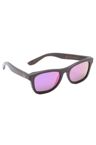 PANDA Monroe Sunglasses - Brown/Pink Sunglasses | Brown/Pink| Panda Monroe Sunglasses
