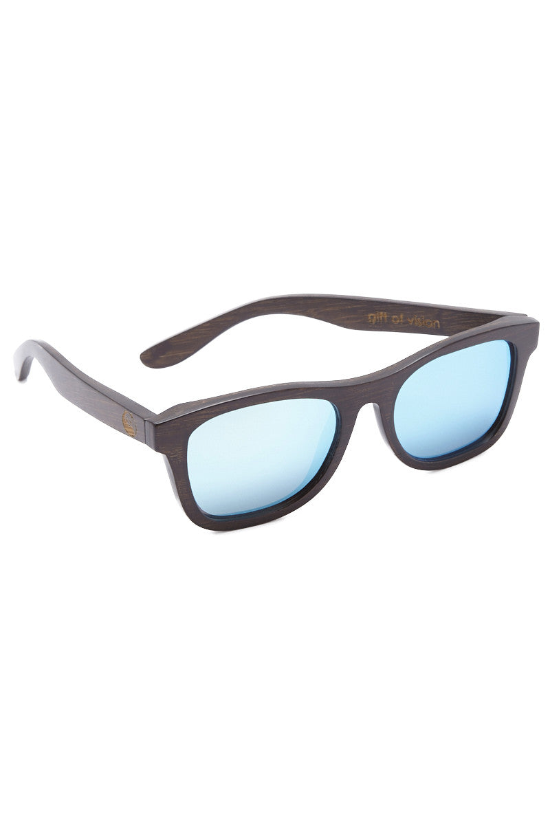 PANDA Monroe Sunglasses Sunglasses | Brown/Silver| Panda Monroe Sunglasses