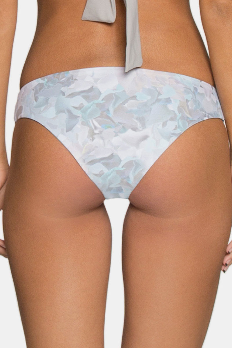 TAVIK Ali Moderate Bikini Bottom - Petal Blanc Bikini Bottom | Petal Blanc| TAVIK Ali Moderate Bikini Bottom