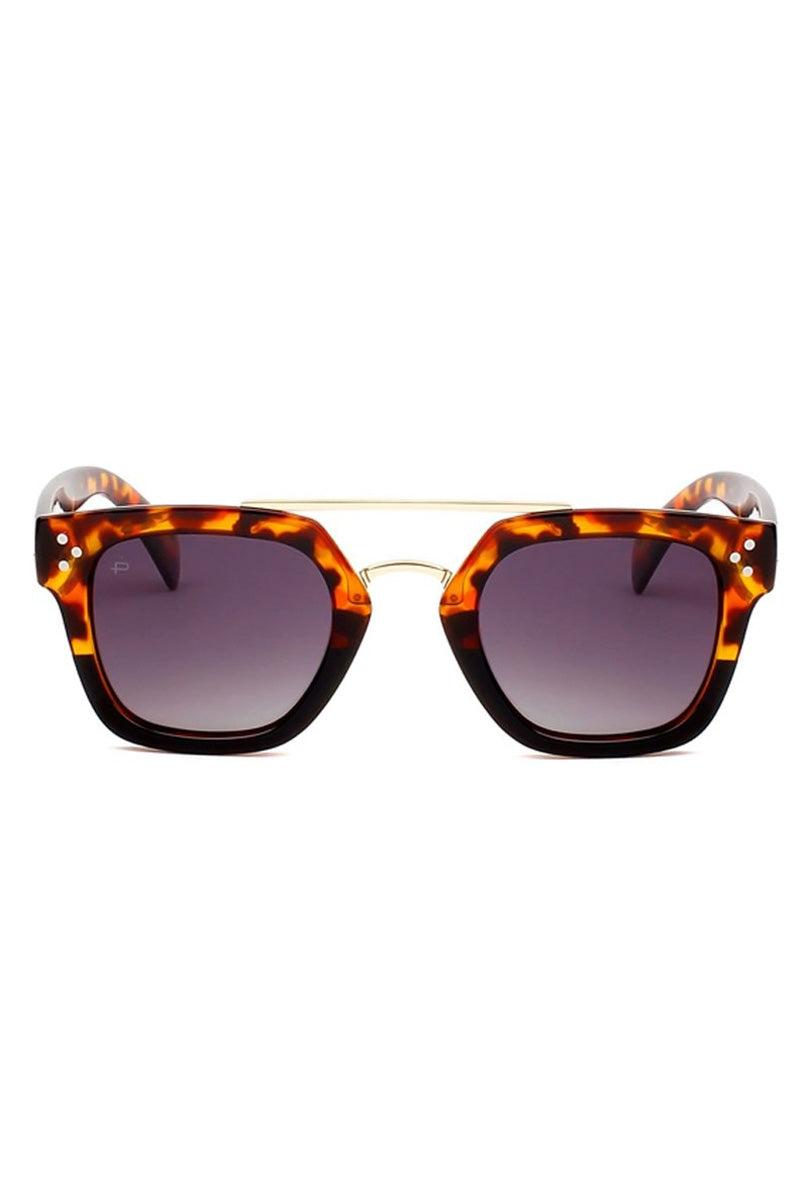 PRIVE REVAUX The Foxx - Tortoise Sunglasses   Tortoise  Prive Revaux The Foxx- Tortoise