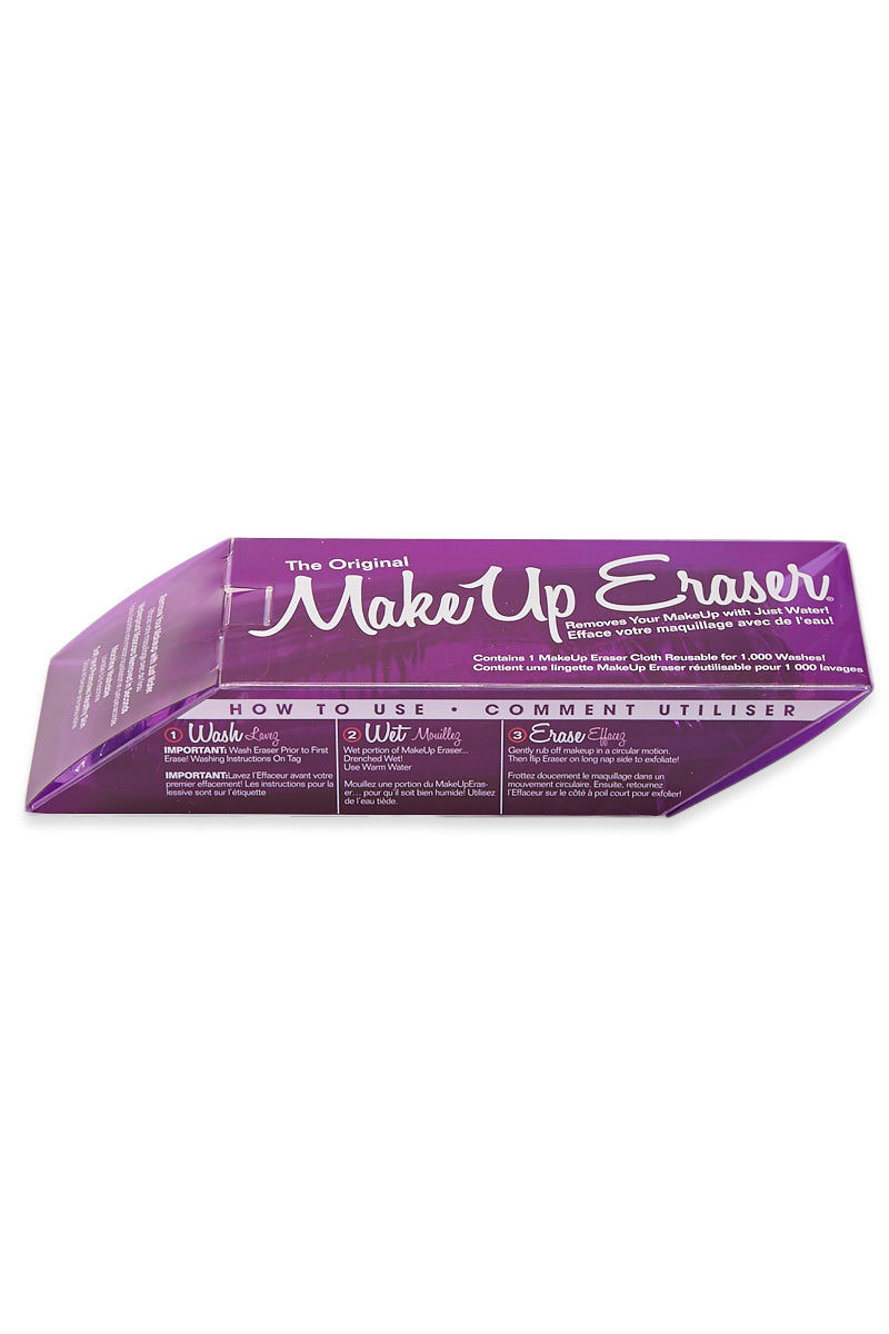 MUE LIFESTYLE Makeup Eraser Cloth - Purple Beauty | Purple|  MUE LIFESTYLE Makeup Eraser Cloth