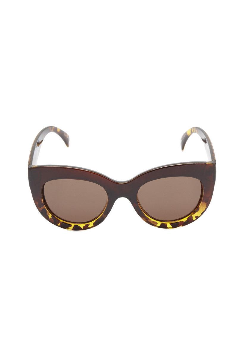 QUAY Delilah Sunglasses Sunglasses | Tortoiseshell| Quay Delilah