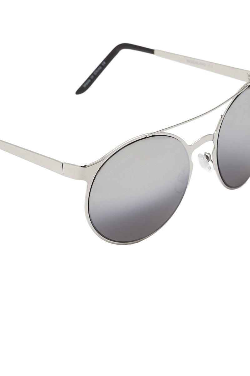 QUAY Neverland Sunglasses Sunglasses | Silver| Quay Neverland