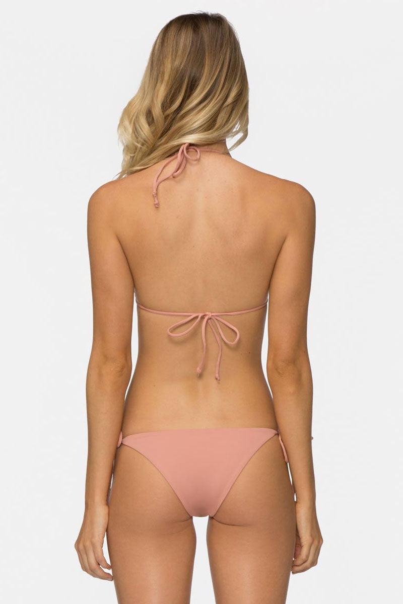 TAVIK Jax Bikini Bottom - Rose Dawn Bikini Bottom | Rose Dawn| TAVIK Jax Bikini Bottom