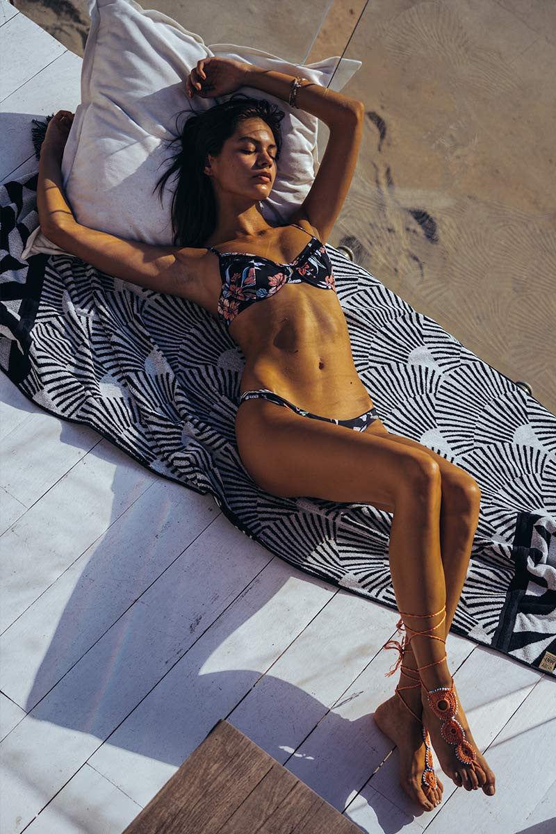 ROVE Dixie Top Bikini Top | Wild Orchid|