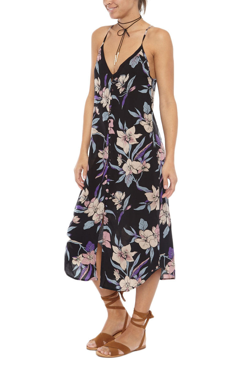 ROVE Mykonos Dress Dress | Wild Orchid| Mykonos Dress