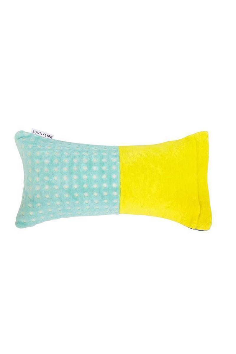 SUNNYLIFE Beach Pillow - Hulule Pillow | Hulule| Sunnylife Beach Pillow - Hulule Front View