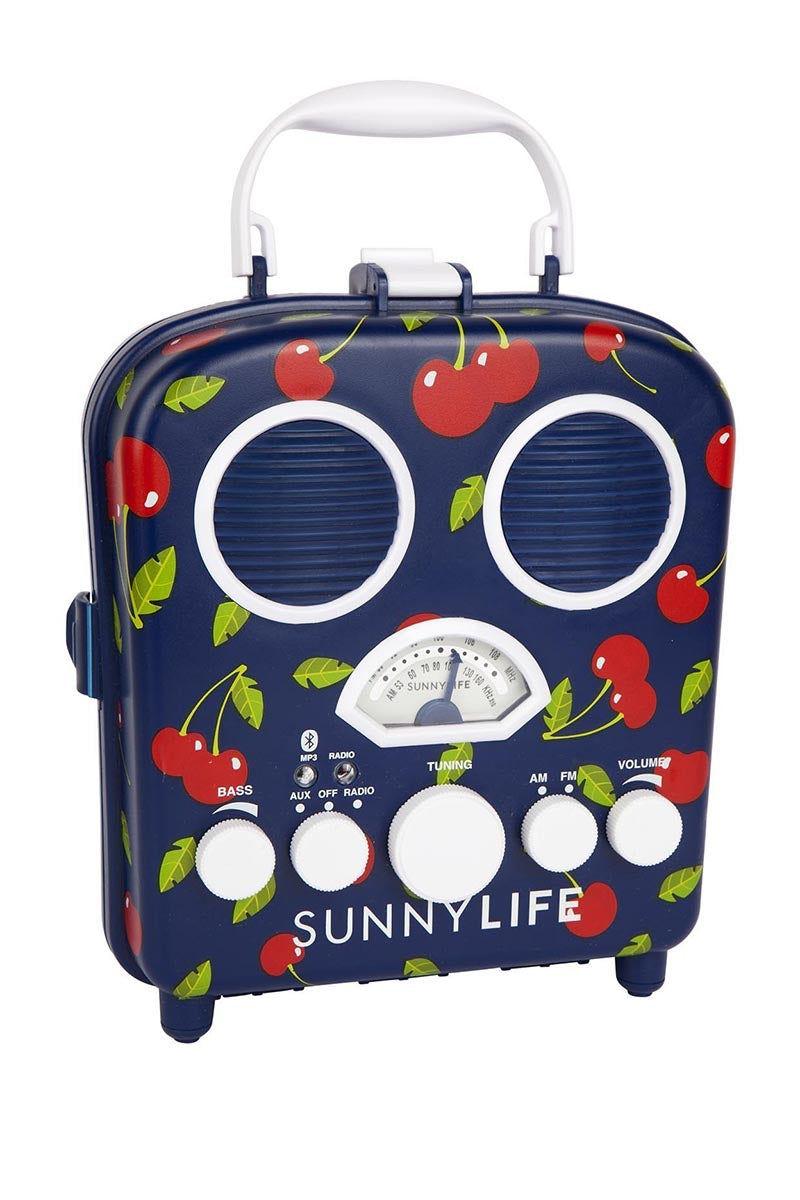 SUNNYLIFE Beach Sounds - Cherry Accessories | Sunnylife Beach Sounds - Cherry