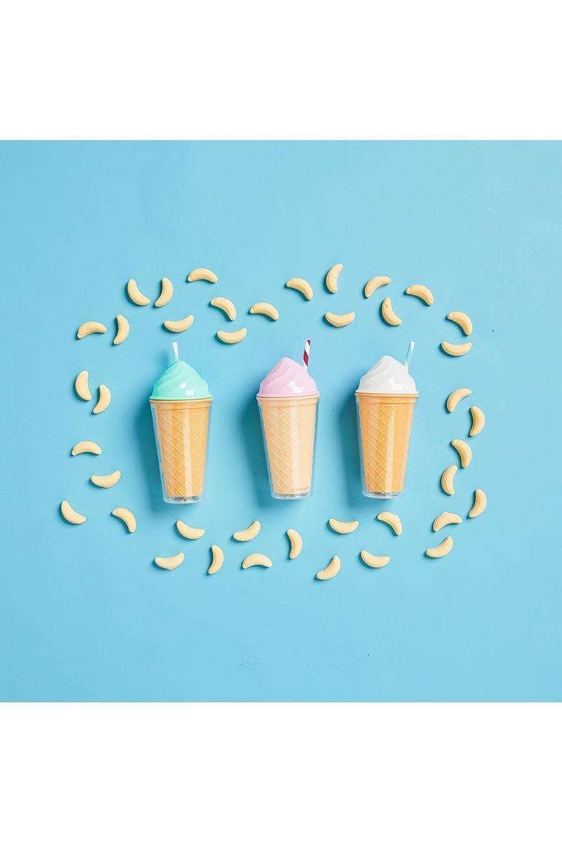 SUNNYLIFE Tumbler - Ice Cream Mint Accessories | Tumbler - Ice Cream Mint