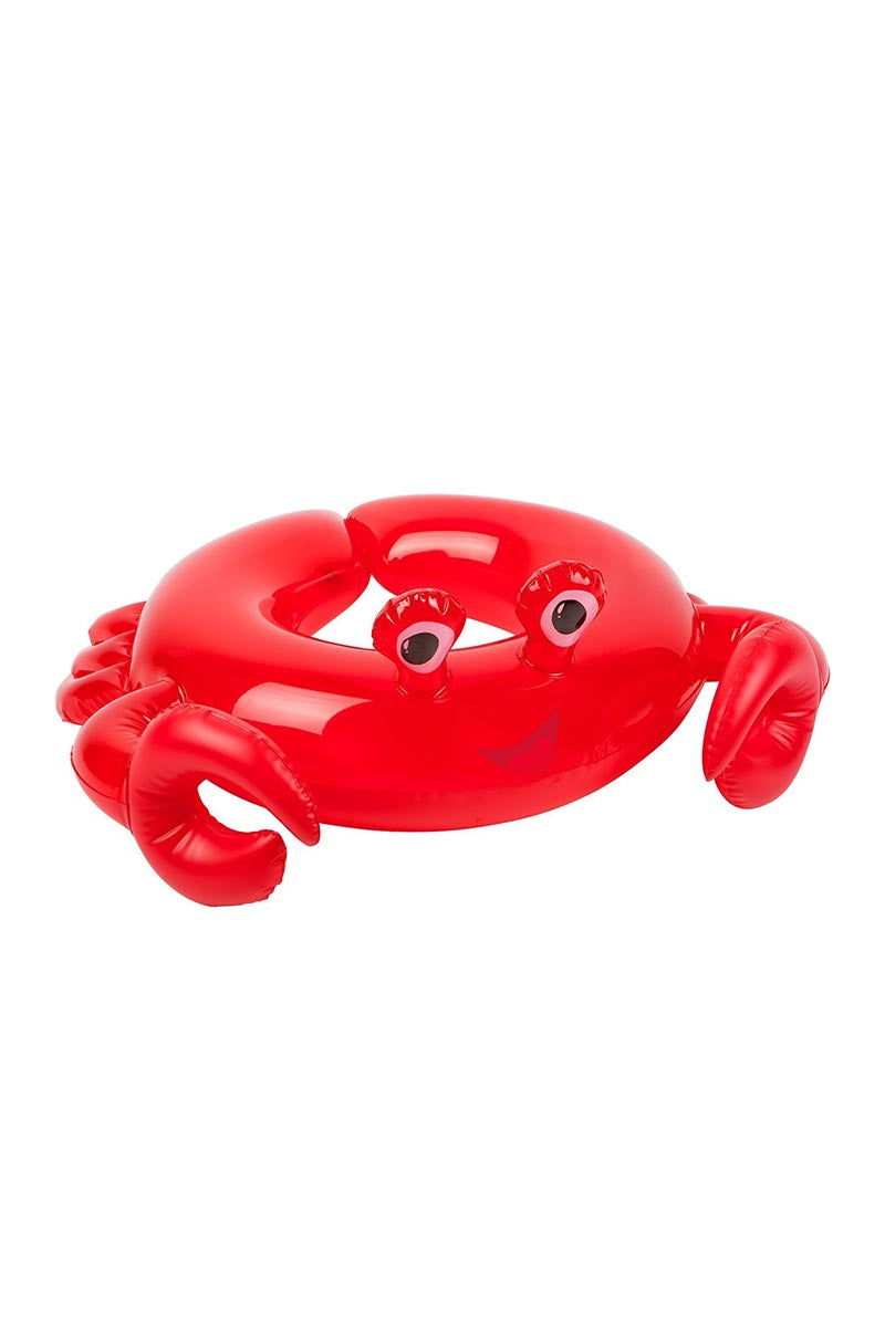 SUNNYLIFE Kiddy Float - Crabby Pool Accessories | Crabby| Sunnylife Kiddy Float - Crabby