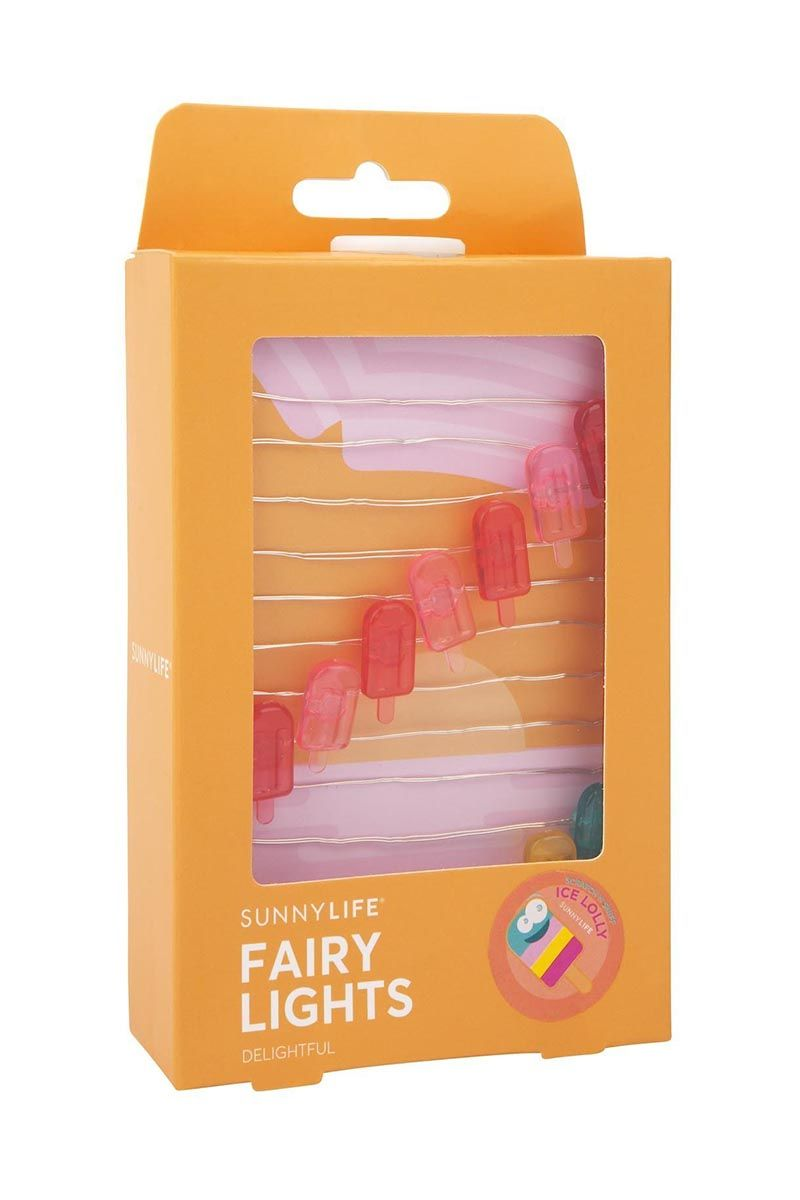 SUNNYLIFE Ice Lolly Fairy Lights Accessories | Sunnylife Ice Lolly Fairy Lights